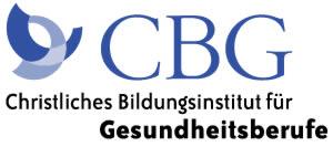 CBG Christliches Bildungsinstitut für Gesundheitsberufe Logo